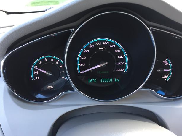 2009 Chev Malibu Hybrid
