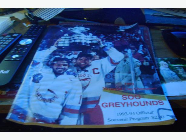 soo greyhounds 1993-94