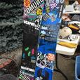 Gnu / K2 snowboards, park, powder, all mountain
