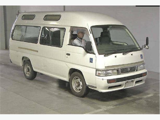 1998 Nissan Caravan Wellfare WHEELCHAIR ACCESS Low Mileage - $161 B/W