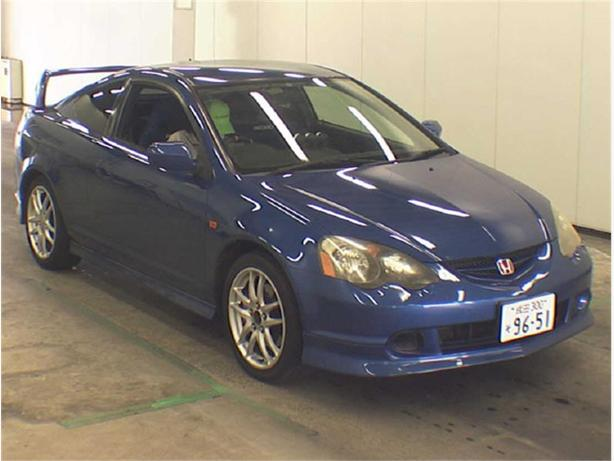 2001 Honda Integra Type R 6-speed MANUAL LOW 124 KMs - FINANCING AVAILABLE