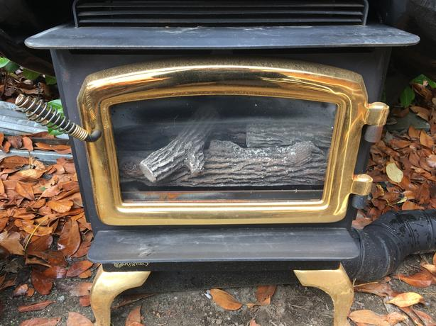 Regency Warmth Stove Just in Time for Winter