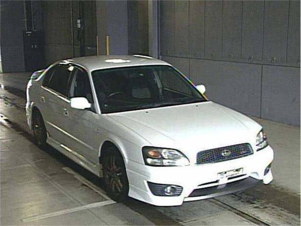 2001 Subaru Legacy B4  RSK 4WD 67 KMs Auto - FINANCING AVAILABLE