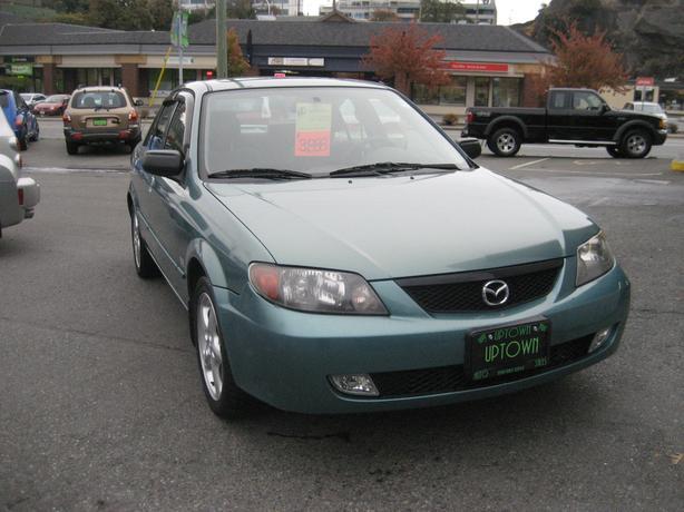Mazda Prodege -Auto Transmission LOW only 159576 km's.