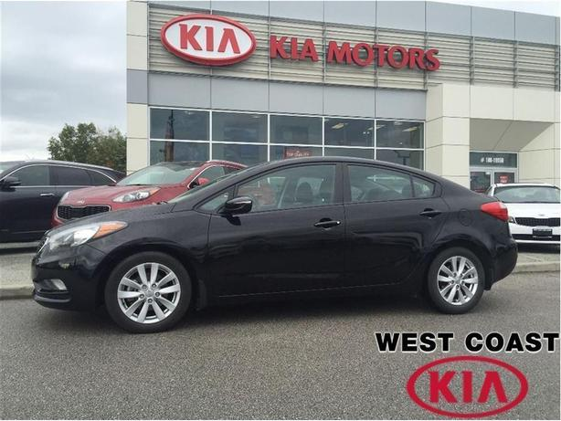 2015 Kia Forte 1.8L LX+ W/Sunroof Sedan