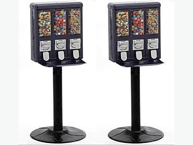 2 coin Operated Vending Candy Machines - $300. for both