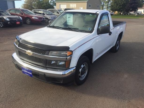 2007 Chevrolet Colorado LS Z85 2WD