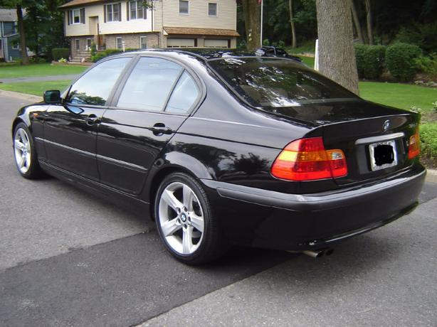 2001 BMW 325I