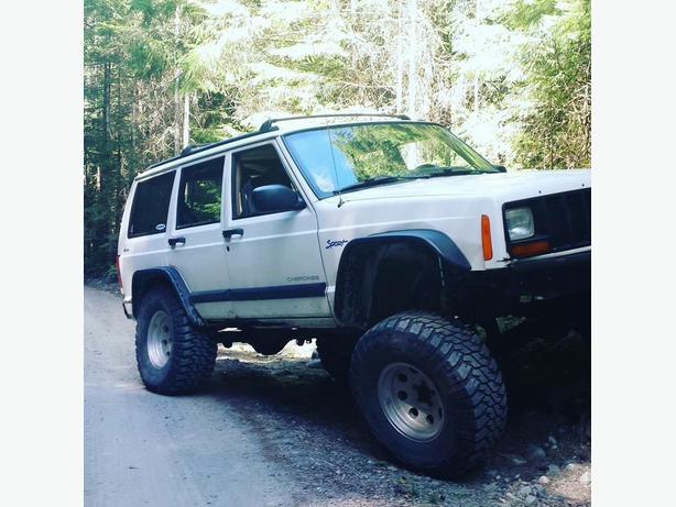 1997 Jeep Cherokee Sport 4.0L
