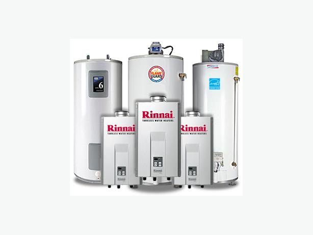 Worry-Free Rental Hot Water Heater Upgrade. FREE installation