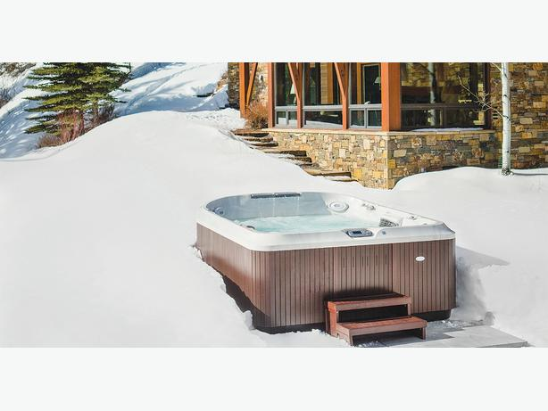 Year End Hot Tub Clearance Event