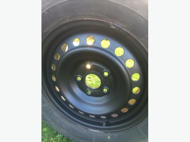 4 tire on rims 235/85/16r