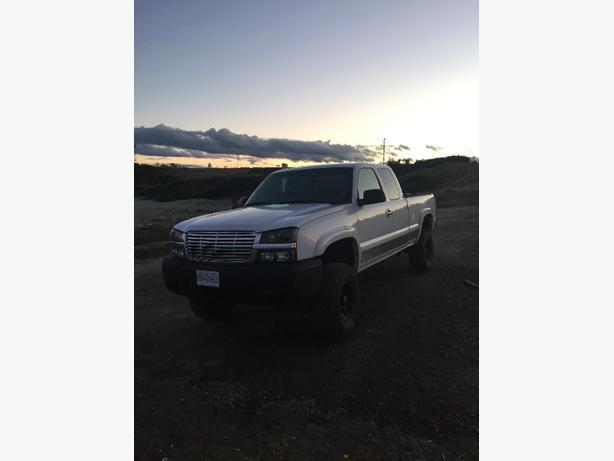 2003 chevy 1500 4x4