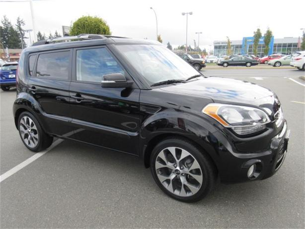 2013 Kia Soul 4U Sunroof Backup Camera