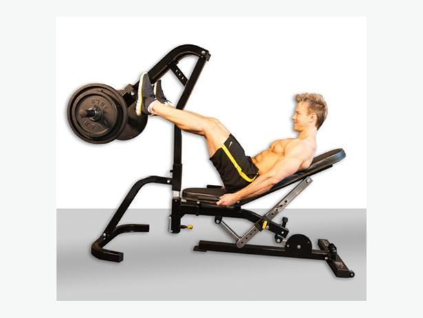 Power Tek Leg Press