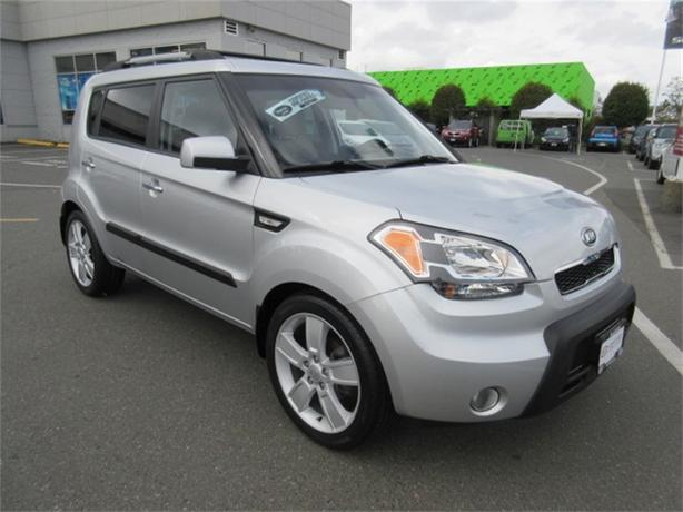 2011 Kia Soul 4U Retro Low Kilometers
