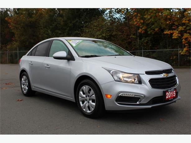 2015 Chevrolet Cruze | MY-LINK | REMOTE START | BLUETOOTH