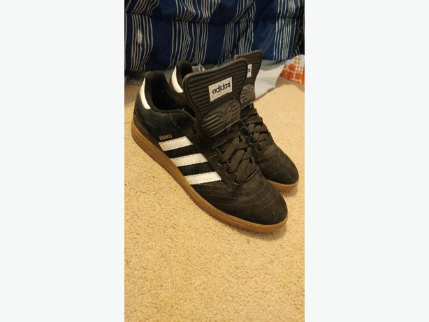 Adidas Black Busenitz Shoes