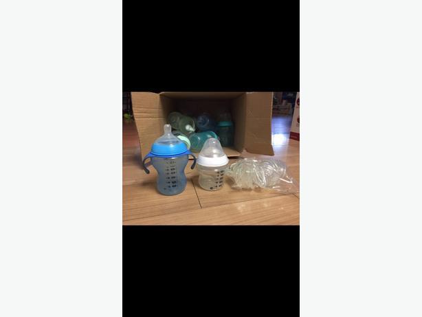 Tommee Tippee Bottle Lot