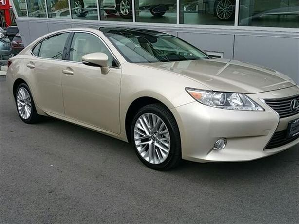 2013 Lexus ES 350 ONE OWNER VICTORIA