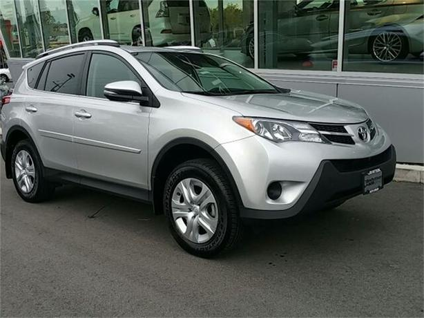 2015 Toyota Rav4 LE NO ACCIDENTS LOCAL VICTORIA VERY LOW K'S