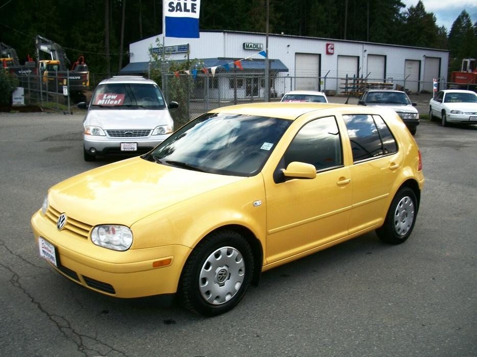 2007 Volkswagen Golf City Nice Car Automatic