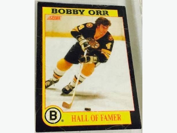 BOBBY ORR CARD
