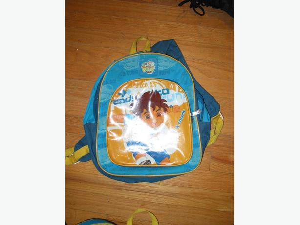 Diego child back pack