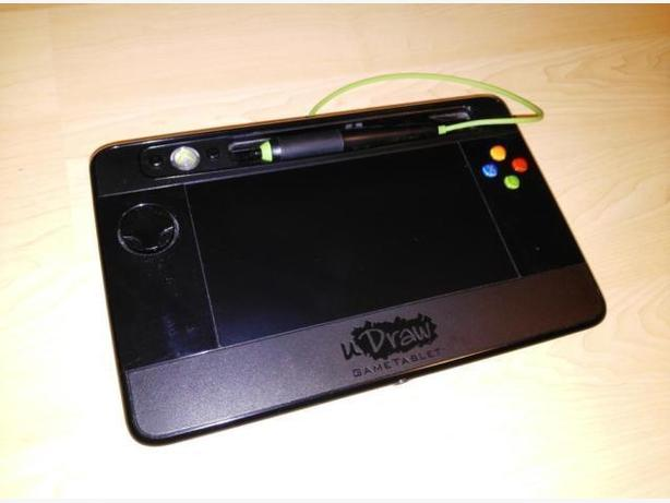 uDraw Game Tablet For The Xbox 360