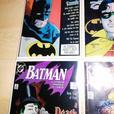 Batman #426 - #429 Death In The Family Run