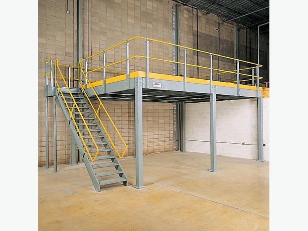 Mezzanine - Elevated platforms - Purpose built solution