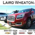 2014 GMC Acadia SLT1 AWD w/ Back-Up Camera and Lane Departure Warning