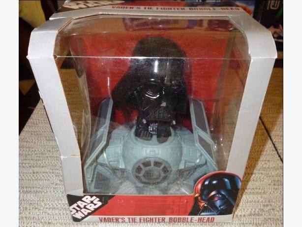 Star Wars Vader's Tie Fighter Bobble-Head