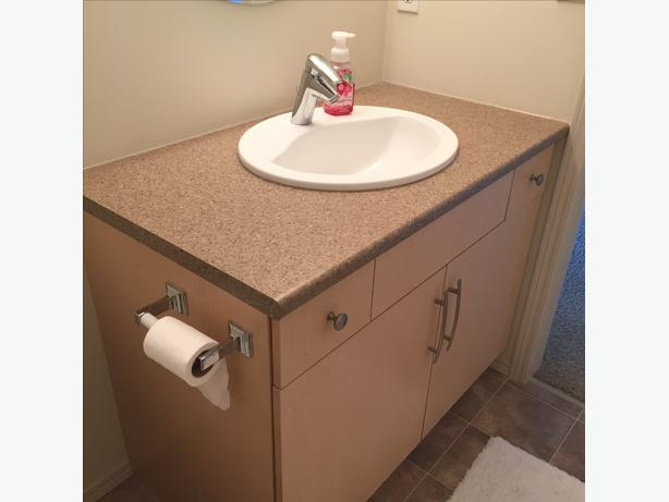 KITCHEN CRAFT BATHROOM VANITY