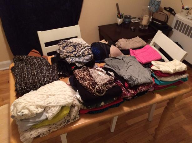 Lot of Women's Clothing for Sale (55 pieces) OBO