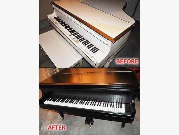 PIANO TUNER/TUNING/ MOVING. GATINEAU/OTTAWA ACCORDEUR DE PIANO