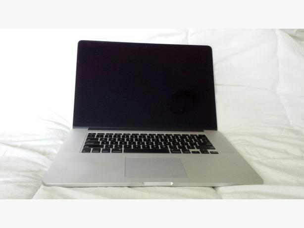 MacBook Pro Retina 15 Inch 2.2 GHz 16GB