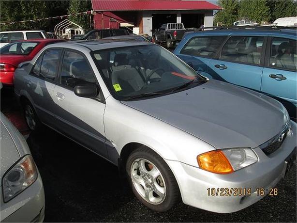 2000 Mazda Protegé