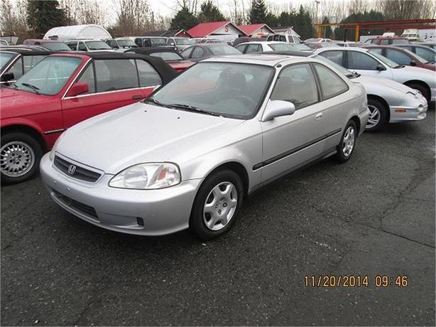 2000 Honda Civic Si Coupe