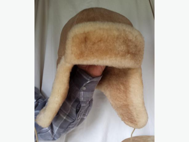 Sheep skin Hat