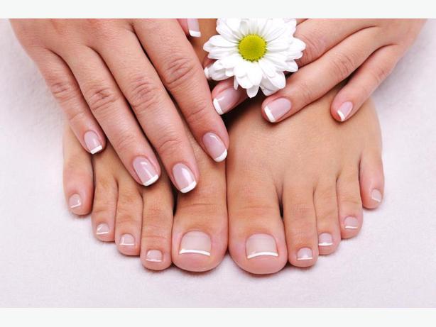 Nails Spa service