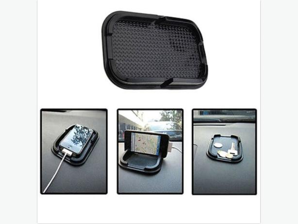 Multifunctional Anti-Slip Phone GPS Mount Mat for Car Dashboard