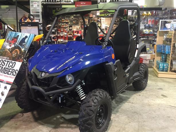 2016 Yamaha Wolverine R. Spec