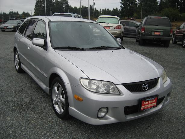 2002 Mazda Protege 5 Wagon - Excellent Condition! 2.0 L Zoom! Zoom!