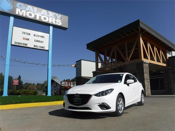 2015 Mazda Mazda3 GX - Skyactive, Keyless Ignition, Fog Lights
