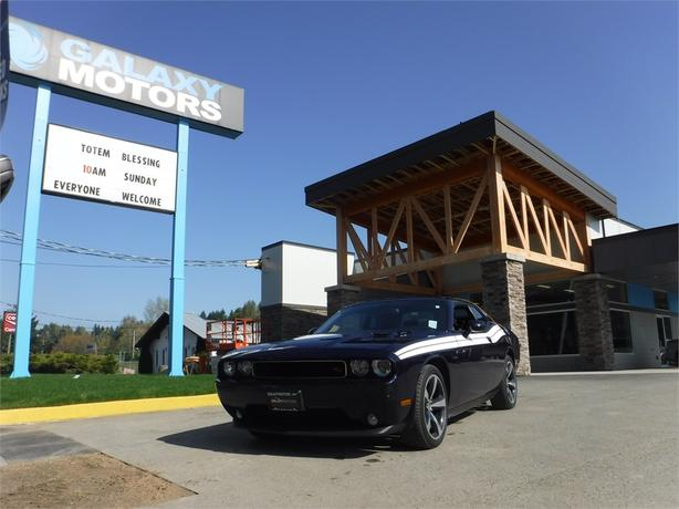 2014 Dodge Challenger R/T Classic - RWD, Leather Int, Alloy Wheels