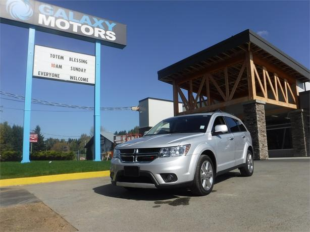 2014 Dodge Journey R/T - AWD, Leather Interior, Navigation