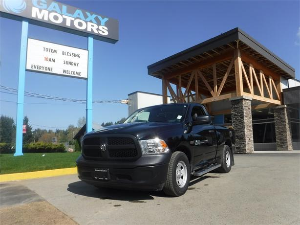 2015 Ram 1500 ST Regular Cab 5.7L V8 Hemi Regular Box - 2WD