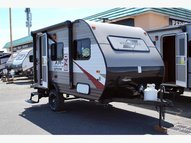 2017 Starcraft Autumn Ridge AR-ONE 14RB travel trailer