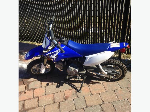 50 blue Yamaha